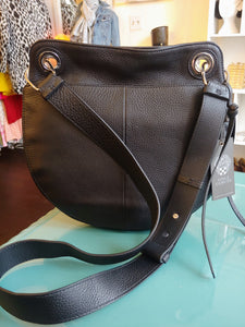 Black Vince Camuto Crossbody Bag