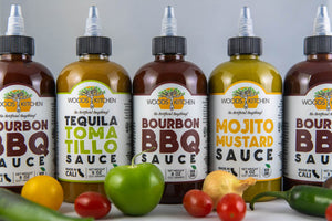 Gourmet Tequila Tomatillo Sauce