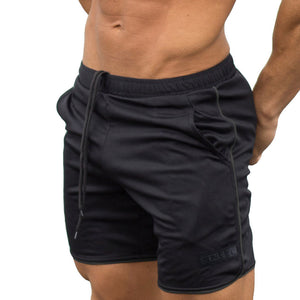 Men's Sports Training Bodybuilding Summer Shorts Workout Fitness GYM Short Pants