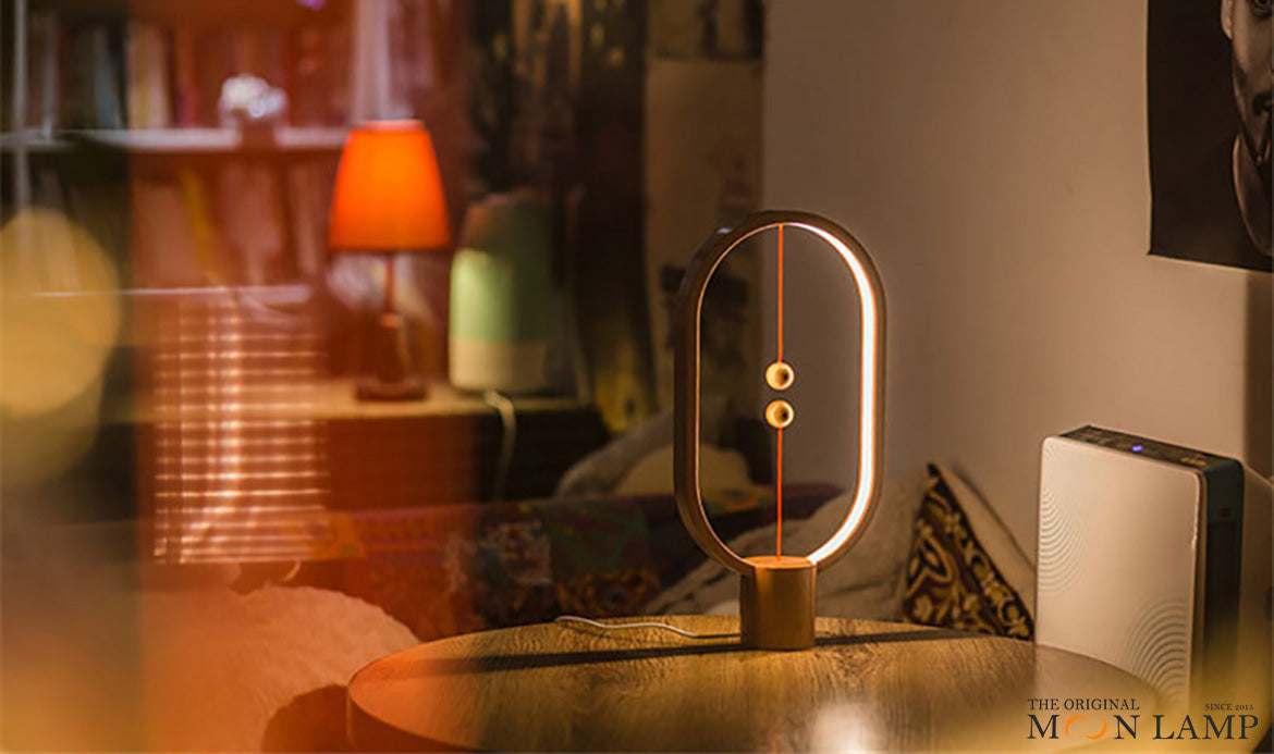 The Heng Balance Lamp