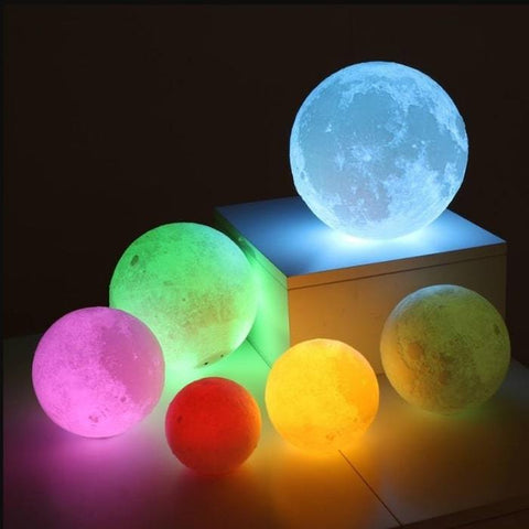 The Original Moon Lamp - Original Moon Lamp™