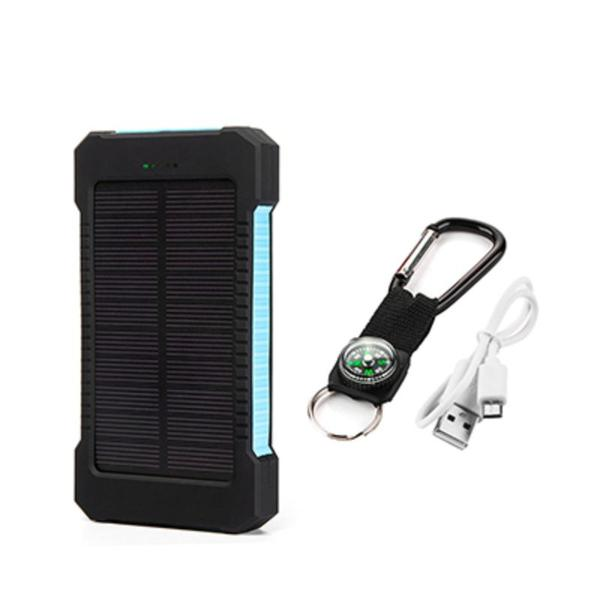 Solar Power Powerbank