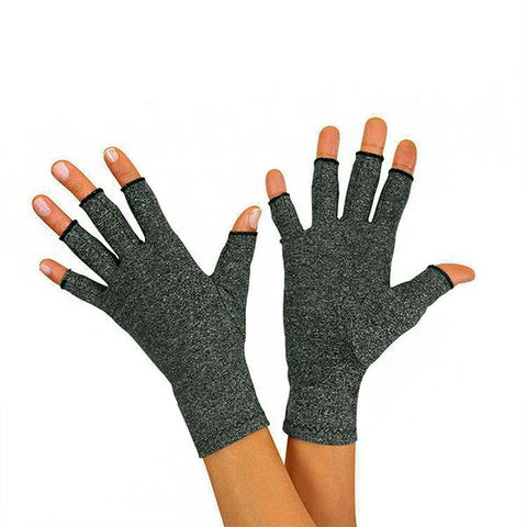 Arthritis Relief Half-finger Gloves(1 Pair)