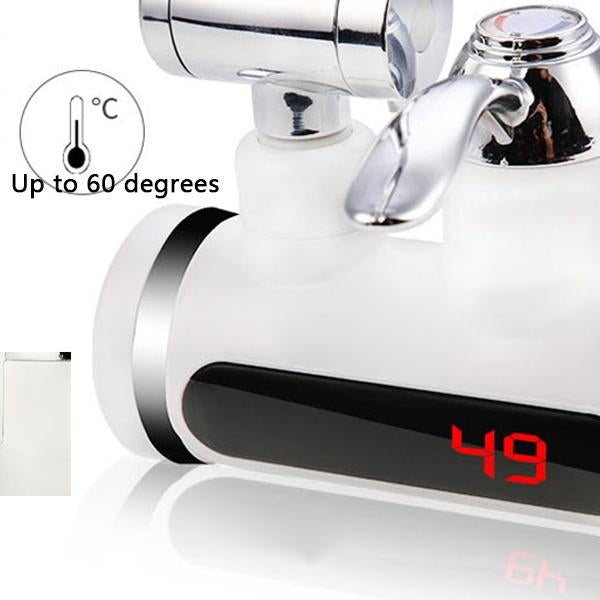 Instant Heating Electric Water Faucet