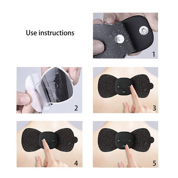 Mini Magic Stickers Massager