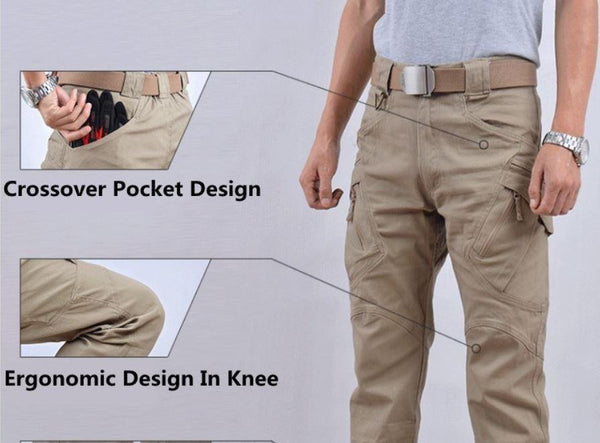 Kingsman Tactical Waterproof Pants- MediFit