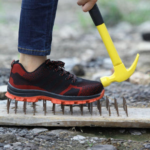 Indestructible Safety Shoes