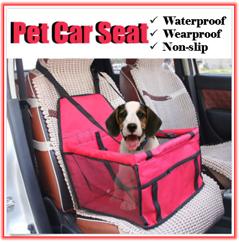 Woof™ Single Seat Cover/Basket for Pets