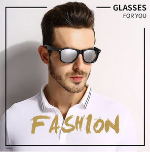 Polarized Sunglasses Classic Retro Round Shades