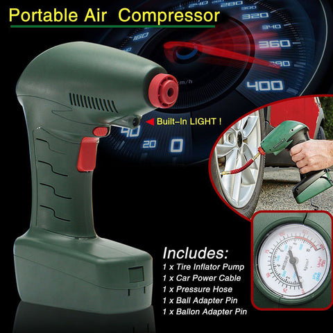 PORTABLE AIR COMPRESSOR – AIR DRAGON