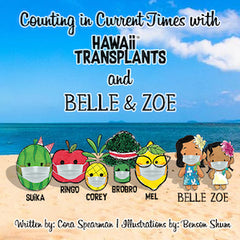 Counting in Current Times Hawaii Transplants with Belle & Zoe: Hawaii Transplants with Belle & Zoe ebook