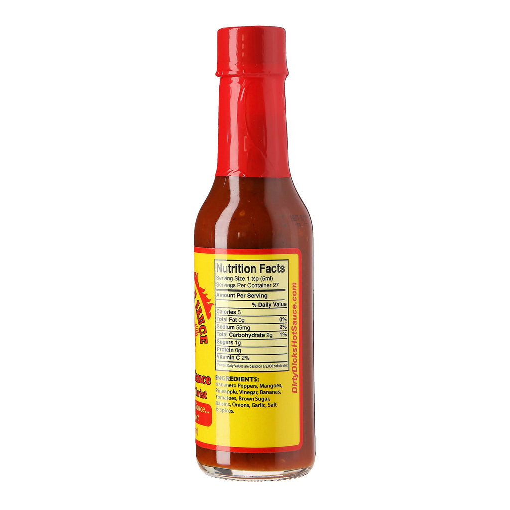 Dirty Dick's Hot Sauce