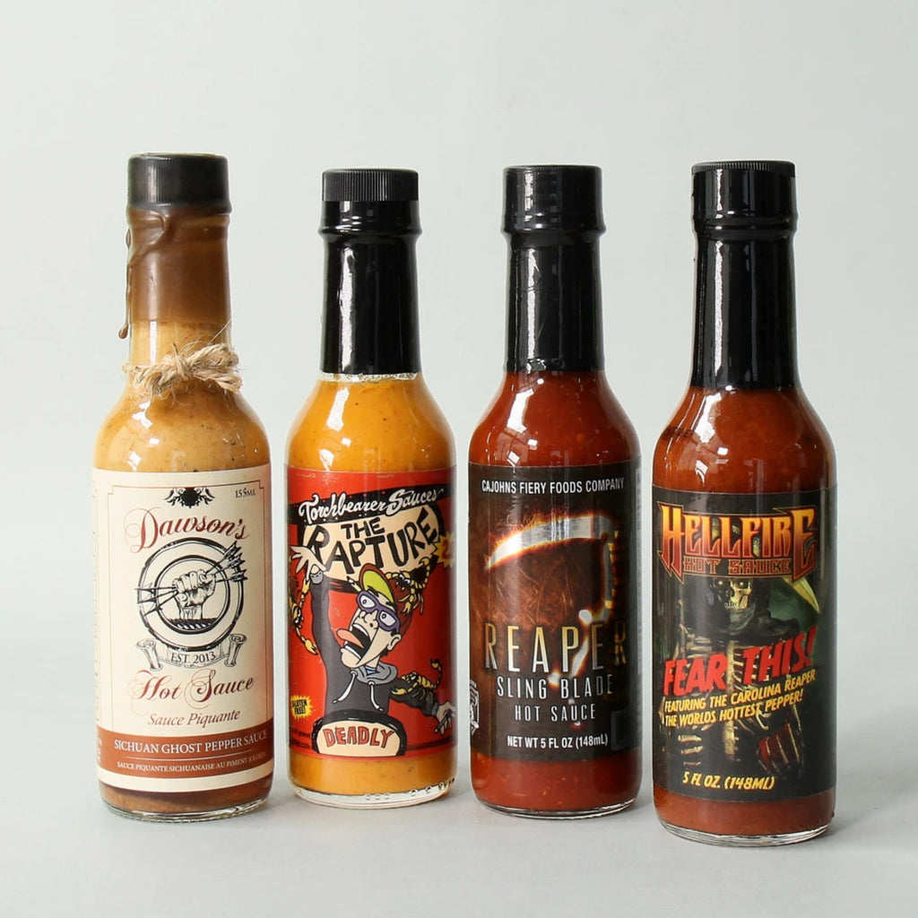 Super Hot Box: Full of flavor and heat!