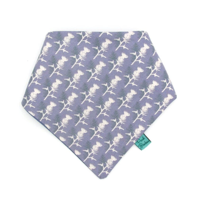 Thistle Dog Bandana Blue