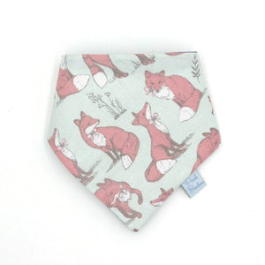 Fancy Fox Dog Bandana
