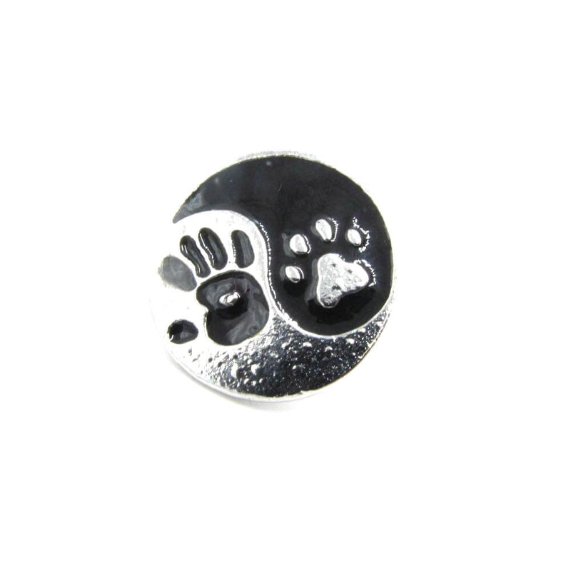 Yin And Yang Pin Badge