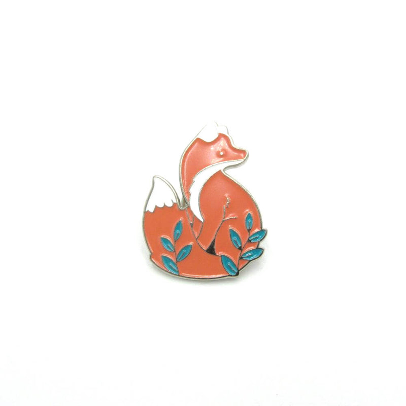 Foxy Pin Badge