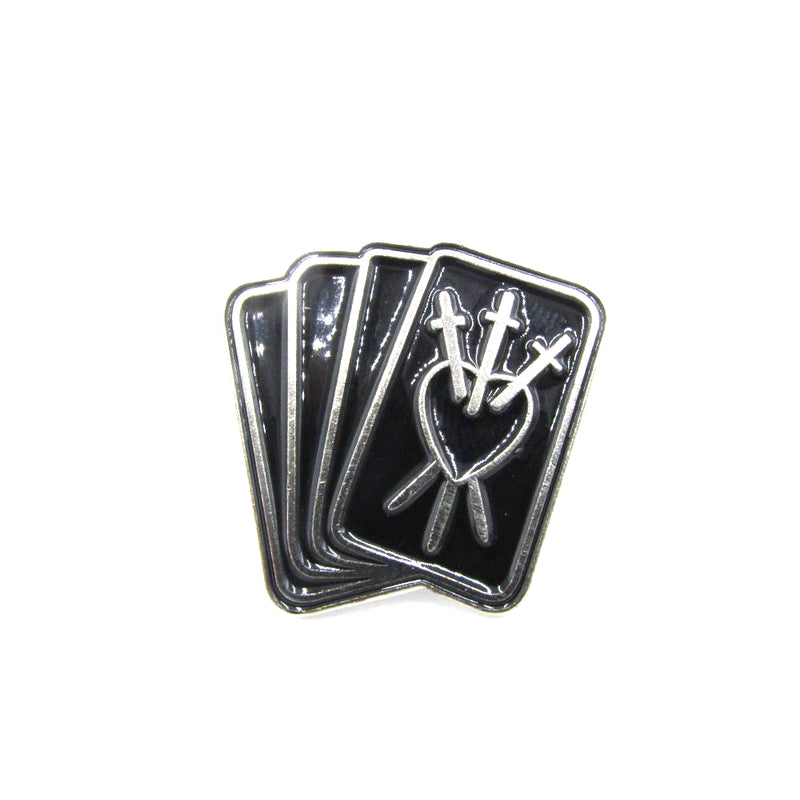 Tarot Cards Pin Badge