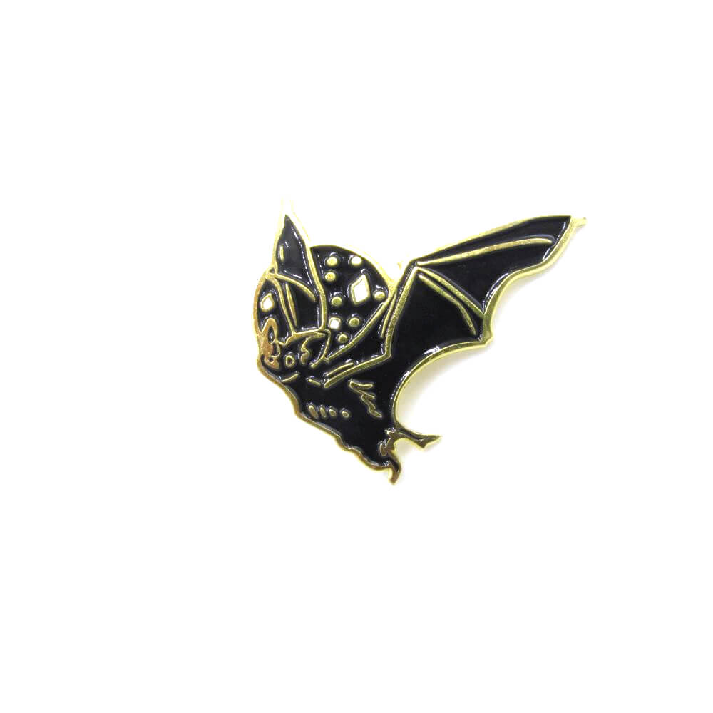 Like A Bat Out Of Hell Pin Badge