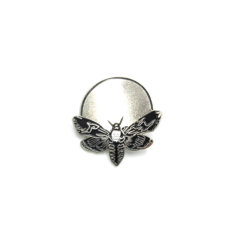 Moth Pin Badge