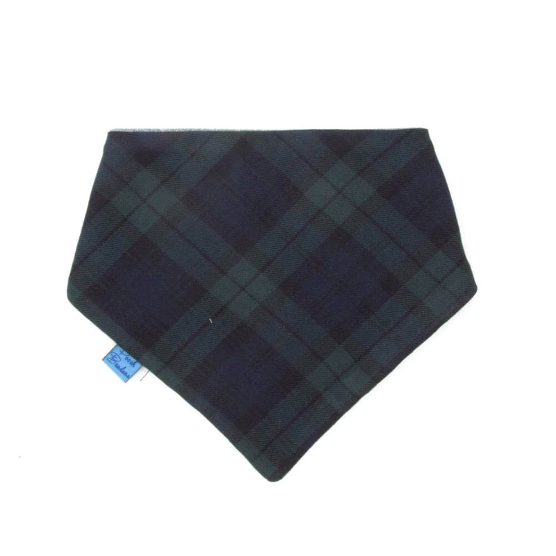 Black Watch Tartan Dog Bandana