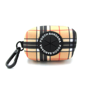 'Furberry' Dog Poop Bag Holder