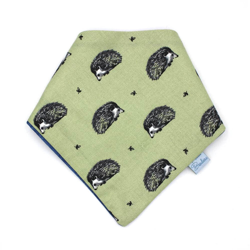 Hedgehog Dog Bandana Beige