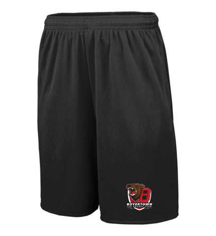 Youth Augusta Training Shorts w/ Pockets