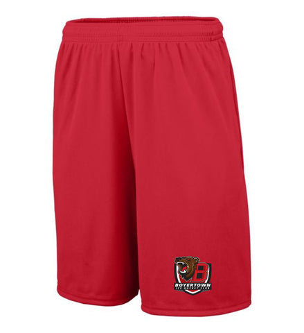 Mens Augusta Training Shorts w/ Pockets