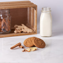 Load image into Gallery viewer, Steve & Andy's ORGANIC GLUTEN-FREE GINGER SNAP COOKIES