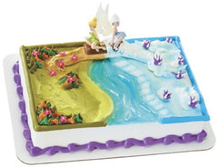 Tinker Bell & Periwinkle Cake