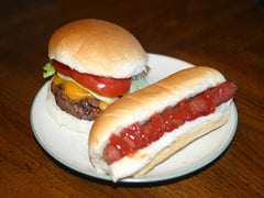 Hamburger/Hot Dog Buns