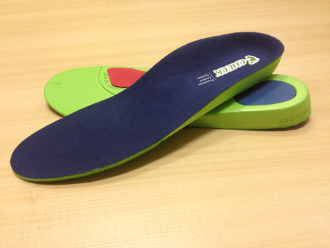 I-check 舒適承托鞋墊 Super Performance Biomec I-Check Insole