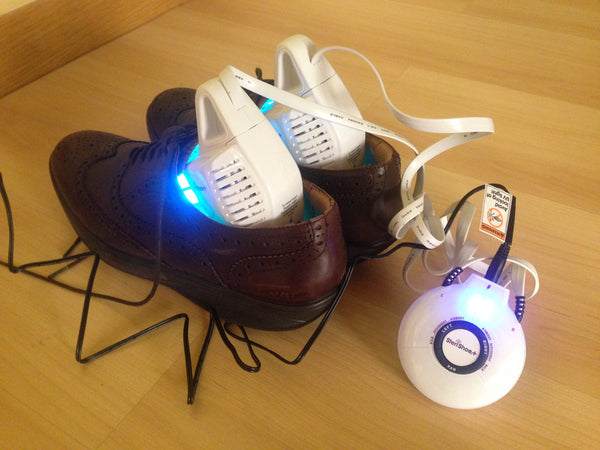 SteriShoe+ UV 鞋內消毒殺菌機 Ultraviolet Shoe Sanitizer
