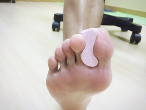 訂製分趾軟膠 Custom-made Toe Spacer