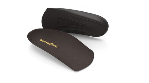 Superfeet Men 3/4 Insole 男裝半墊