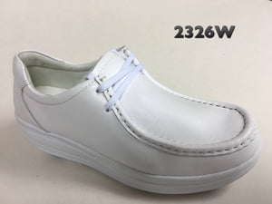 白色舒適護士鞋 2326W Comfort Nurse Shoes