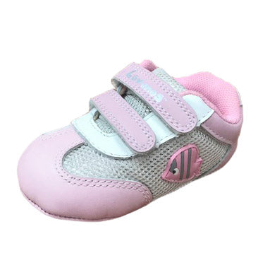 Lovenos 幼兒學行鞋  (粉紅) Baby shoes (Pink)