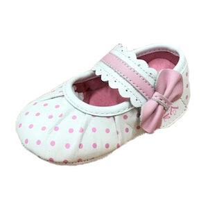 Lovenos 女孩幼兒學行鞋(粉紅) Baby Girl shoes (Pink)