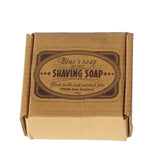 Blue's Soap All Natural Goat Milk Shaving Soap
