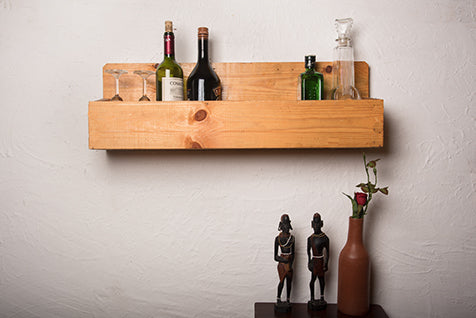Vintage Multipurpose Shelf