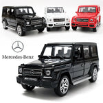 Mercedes-Benz G65 Alloy Car Model - Get Yours Here