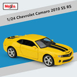 Chevrolet Camaro Alloy Car Model - Get Yours Here