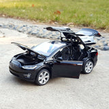 1/32 Tesla Model X SUV Alloy Car Model - Get Yours Here