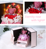 Copy of Preserved Rose Bear Gift Box - Get Yours Here