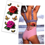 3D Waterproof Tattoo sticker (skin safe) - Get Yours Here