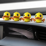 【Discount Up to 50% Today!】Car Small Flapping Duck Perfume - Get Yours Here