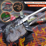 EasyGrill Reusable Mesh Barbecue Pouch - Get Yours Here