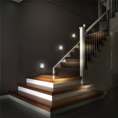Sensing Glow Motion Night Light(BUT 4 for free shipping) - Get Yours Here