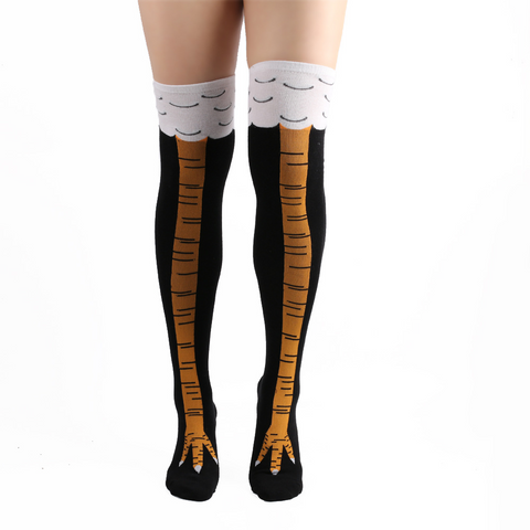 Funny Chicken Legs Socks (40%OFF) - Get Yours Here